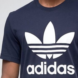 New - Adidas Originals Classic Trefoil T-Shirt